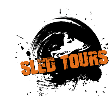 sled tours summer logo