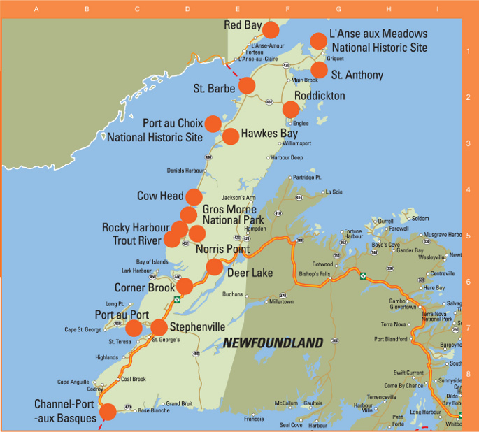 Newfoundland Tourist Attractions Cultural Treasures That Have
