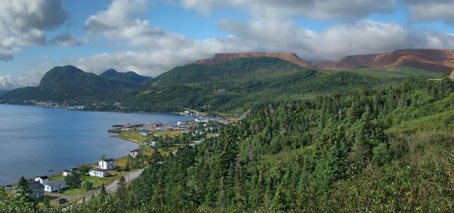 Newfoundland tourist attractions
