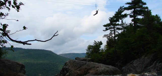 explore and conquer take a canopy tour at marble mountain resort - Marble Canopy 2015